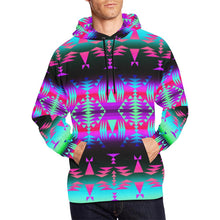Between the Rocky Mountains All Over Print Hoodie for Men (USA Size) (Model H13) All Over Print Hoodie for Men (H13) e-joyer