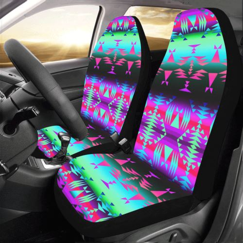 Between the Rocky Mountains Car Seat Covers (Set of 2) Car Seat Covers e-joyer