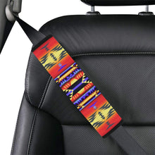 Between the San Juan Mountains Car Seat Belt Cover 7''x12.6'' Car Seat Belt Cover 7''x12.6'' e-joyer