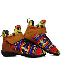 Between the San Juan Mountains Kid's Ipottaa Basketball / Sport High Top Shoes 49 Dzine