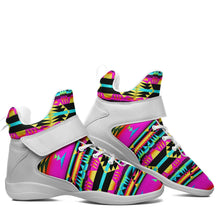 Between the Sunset Mountains Ipottaa Basketball / Sport High Top Shoes 49 Dzine