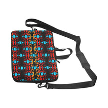 "Big Pattern Fire Colors and Sky Laptop Handbags 17"" Laptop Handbags 17"" e-joyer"