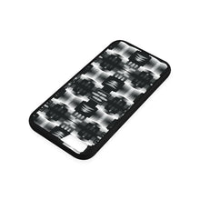 Black and White Sage II iPhone 6/6s Case iPhone 6/6s Rubber Case e-joyer