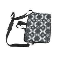 "Black and White Sage Laptop Handbags 17"" Laptop Handbags 17"" e-joyer"