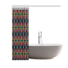 "BlackFire7 Shower Curtain 60""x72"" Shower Curtain 60""x72"" e-joyer"