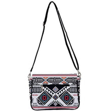 California Coast Shoulder Bag with Back Zipper 49 Dzine