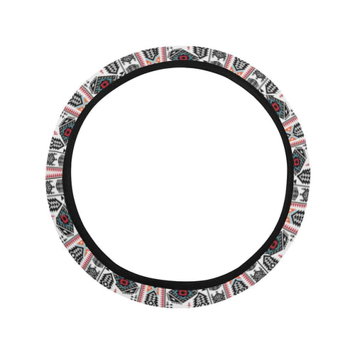 California Coast Steering Wheel Cover with Elastic Edge Steering Wheel Cover with Elastic Edge e-joyer