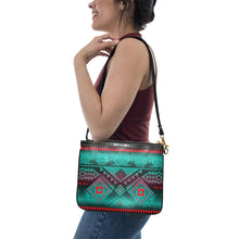 California Coast Summer Gather Small Shoulder Bag (Model 1710) Small Shoulder Bag (1710) e-joyer