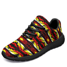 Canyon War Party Ikkaayi Sport Sneakers 49 Dzine US Women 4.5 / US Youth 3.5 / EUR 35 Black Sole
