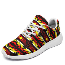 Canyon War Party Ikkaayi Sport Sneakers 49 Dzine US Women 4.5 / US Youth 3.5 / EUR 35 White Sole