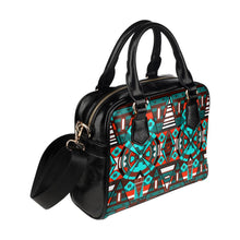Captive Winter II Shoulder Handbag (Model 1634) Shoulder Handbags (1634) e-joyer
