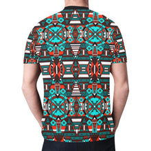 Captive Winter New All Over Print T-shirt for Men/Large Size (Model T45) New All Over Print T-shirt for Men/Large (T45) e-joyer
