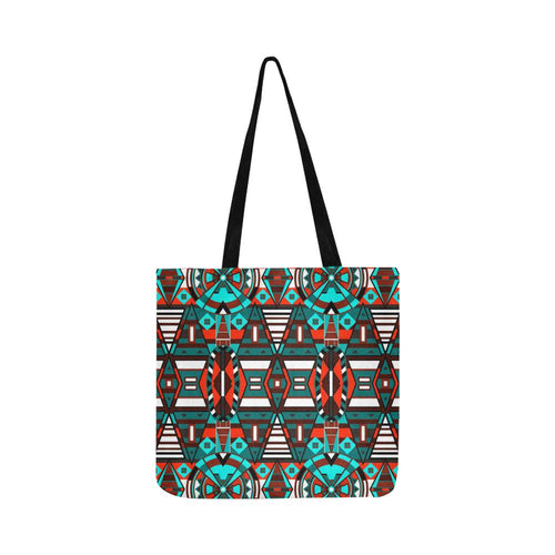Captive Winter Reusable Shopping Bag Model 1660 (Two sides) Shopping Tote Bag (1660) e-joyer