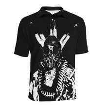 Chief Men's All Over Print Polo Shirt (Model T55) Men's Polo Shirt (Model T55) e-joyer