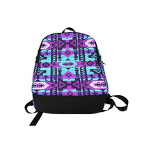 Chief Mountain Moon Shadow Fabric Backpack for Adult (Model 1659) Casual Backpack for Adult (1659) e-joyer