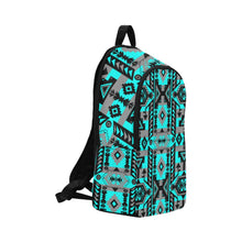 Chief Mountain Sky Fabric Backpack for Adult (Model 1659) Casual Backpack for Adult (1659) e-joyer