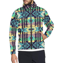 Chiefs Mountain 100 All Over Print Windbreaker for Unisex (Model H23) All Over Print Windbreaker for Men (H23) e-joyer