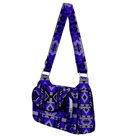 Chiefs Mountain Blue Multipack Bag 49 Dzine