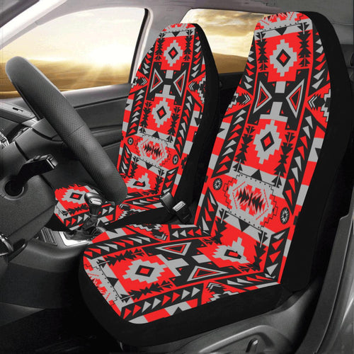 Chiefs Mountain Candy Sierra Car Seat Covers (Set of 2) Car Seat Covers e-joyer