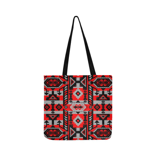 Chiefs Mountain Candy Sierra Reusable Shopping Bag Model 1660 (Two sides) Shopping Tote Bag (1660) e-joyer