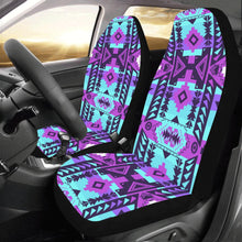Chiefs Mountain Moon Shadow Car Seat Covers (Set of 2) Car Seat Covers e-joyer