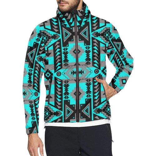 Chiefs Mountain Sky All Over Print Windbreaker for Unisex (Model H23) All Over Print Windbreaker for Men (H23) e-joyer