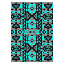 Chiefs Mountain Sky Flat Weave Rug 49 Dzine 60x84 inch With