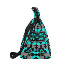Chiefs Mountain Sky Neoprene Lunch Bag/Large (Model 1669) Neoprene Lunch Bag/Large (1669) e-joyer