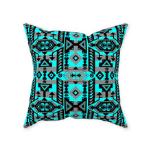 Chiefs Mountain Sky Throw Pillows 49 Dzine With Zipper Poly Twill 16x16 inch