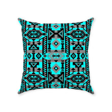 Chiefs Mountain Sky Throw Pillows 49 Dzine With Zipper Poly Twill 18x18 inch