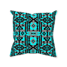 Chiefs Mountain Sky Throw Pillows 49 Dzine Without Zipper Spun Polyester 14x14 inch
