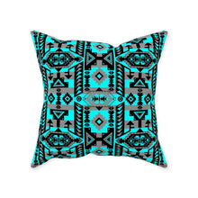 Chiefs Mountain Sky Throw Pillows 49 Dzine Without Zipper Spun Polyester 16x16 inch
