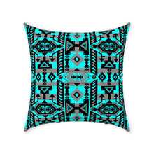 Chiefs Mountain Sky Throw Pillows 49 Dzine Without Zipper Spun Polyester 18x18 inch