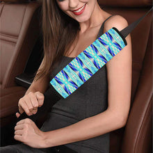 Coastal War Party Car Seat Belt Cover 7''x12.6'' Car Seat Belt Cover 7''x12.6'' e-joyer