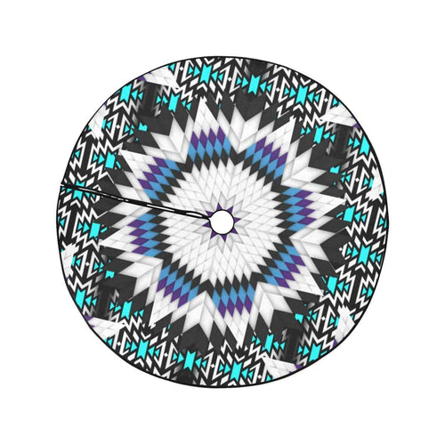 Cool Sky Star Christmas Tree Skirt 47