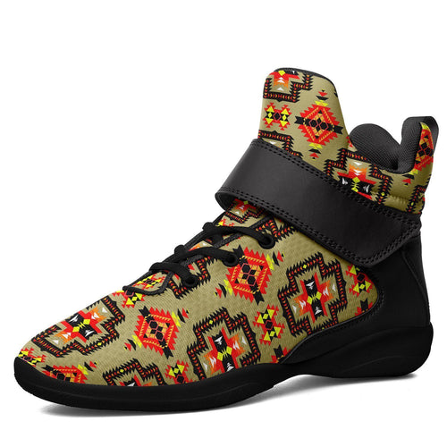 Copy of Pretty Blanket Tan Ipottaa Basketball / Sport High Top Shoes - Black Sole 49 Dzine US Men 7 / EUR 40 Black Sole with Black Strap