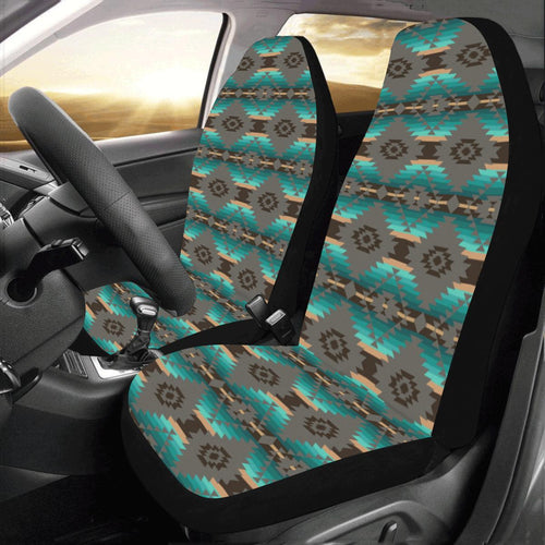 Cree Confederacy Car Seat Covers (Set of 2) Car Seat Covers e-joyer