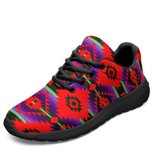 Cree Confederacy Chicken Dance Ikkaayi Sport Sneakers 49 Dzine US Women 4.5 / US Youth 3.5 / EUR 35 Black Sole