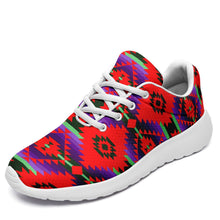 Cree Confederacy Chicken Dance Ikkaayi Sport Sneakers 49 Dzine US Women 4.5 / US Youth 3.5 / EUR 35 White Sole