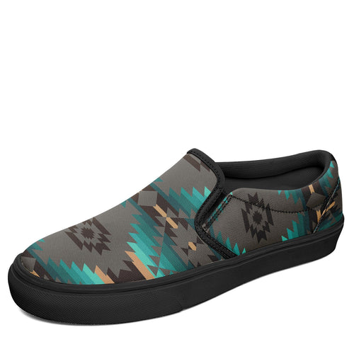 Cree Confederacy Otoyimm Canvas Slip On Shoes 49 Dzine