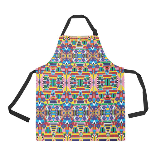 Crow Captive All Over Print Apron All Over Print Apron e-joyer