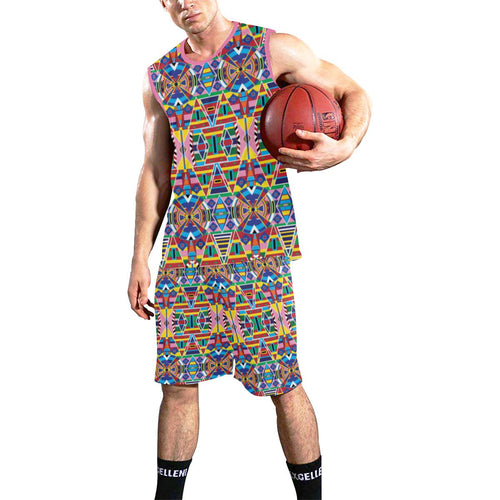 Crow Captive All Over Print Basketball Uniform Basketball Uniform e-joyer