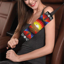 Eagle Star Car Seat Belt Cover 7''x12.6'' Car Seat Belt Cover 7''x12.6'' e-joyer