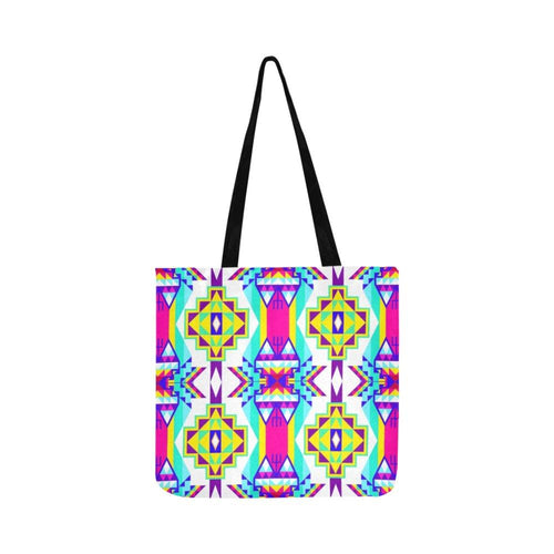 Fancy Champion Reusable Shopping Bag Model 1660 (Two sides) Shopping Tote Bag (1660) e-joyer