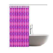 "Fire Colors and Sky Cotton Candy Shower Curtain 60""x72"" Shower Curtain 60""x72"" e-joyer"