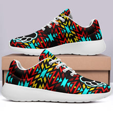 Fire Colors and Turquoise Bearpaw Ikkaayi Sport Sneakers 49 Dzine
