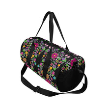 Floral Beadwork Duffle Bag (Model 1679) Duffle Bag (1679) e-joyer