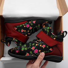 Floral Bear Kid's Ipottaa Basketball / Sport High Top Shoes 49 Dzine