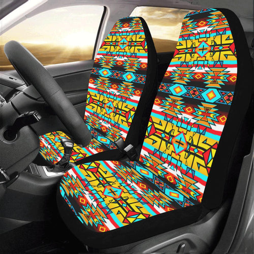 Force of Nature Twister Car Seat Covers (Set of 2) Car Seat Covers e-joyer