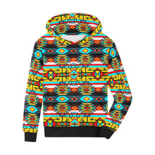 Force of Nature Twister Kids' All Over Print Hoodie (Model H38) Kids' AOP Hoodie (H38) e-joyer